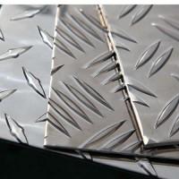 Алюминиевый рифленый лист